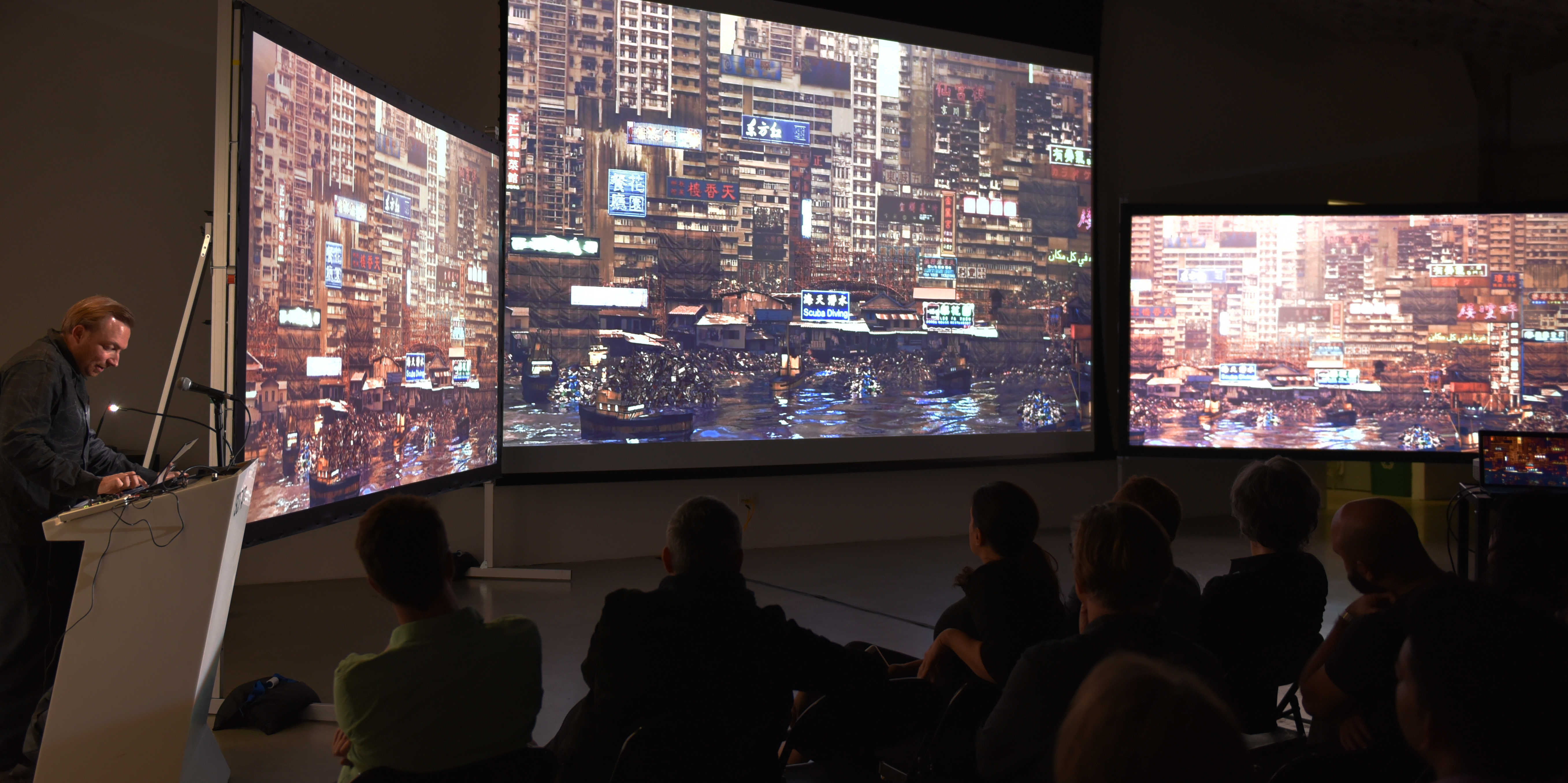 Transmediale, Berlino 2016, Liam Young